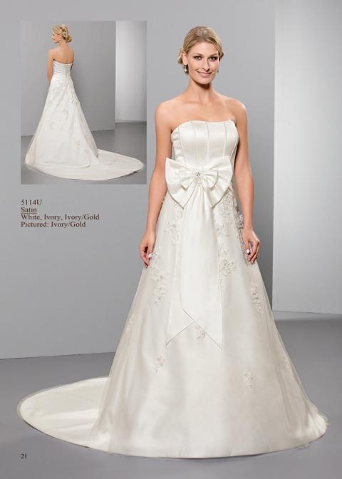 Design-Brautkleid.de - Lange Brautkleider
